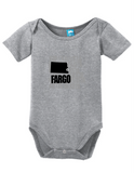 Fargo North Dakota Onesie