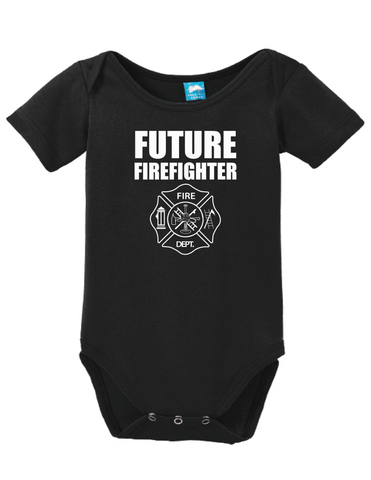 Future Firefighter Onesie