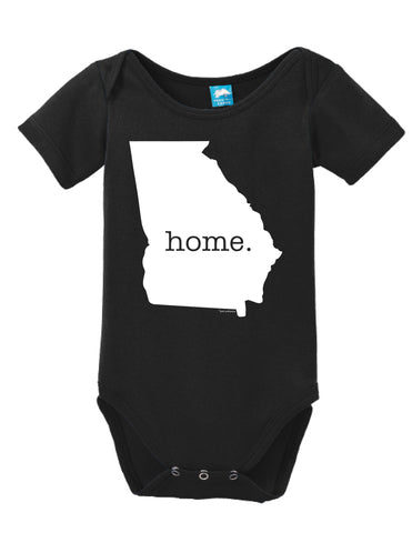 Georgia Home Onesie