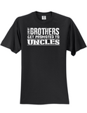 Great Brothers Get Promoted LL 3930 Shirt