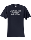 Great Sisters Get Promoted LL 3930 T-Shirt