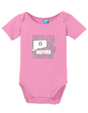 Hartford Connecticut Onesie