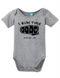 I Run This City Onesie