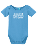 I Survived My Parents First Year