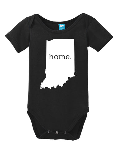 Indiana Home Onesie