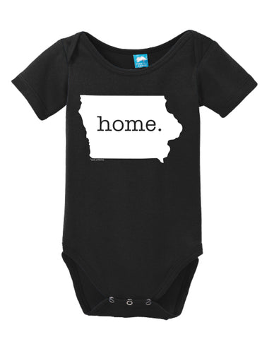 Iowa Home Onesie