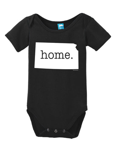 Kansas Home Onesie