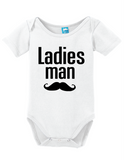 Ladies Man Bodysuit