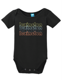 Lexington Kentucky Retro Onesie Funny Bodysuit Baby Romper