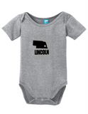 Lincoln Nebraska Onesie