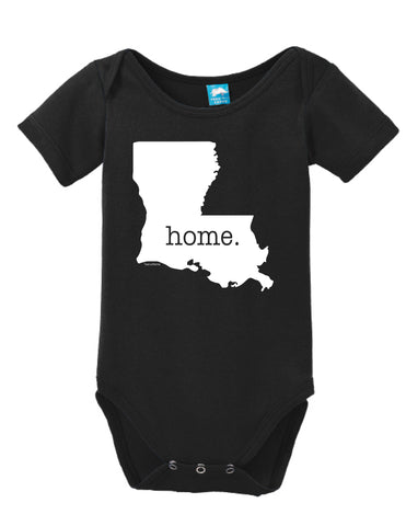 Louisiana Home Onesie