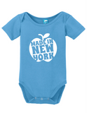 Made In New York Onesie