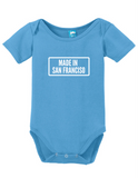 Made in San Francisco Onesie