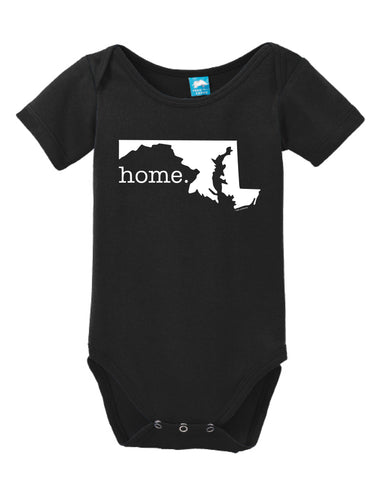 Maryland Home Onesie
