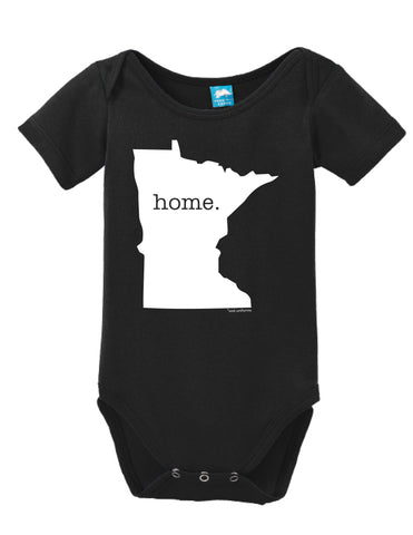 Minnesota Home Onesie