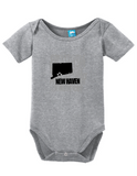 New Haven Connecticut Onesie