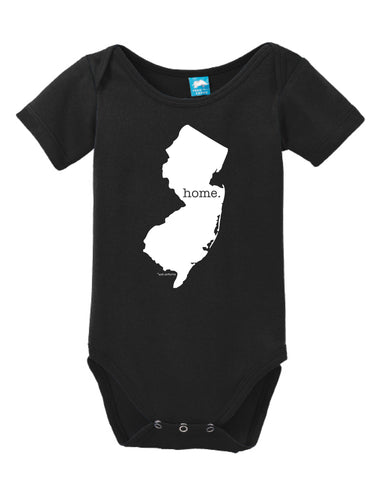 New Jersey Home Onesie