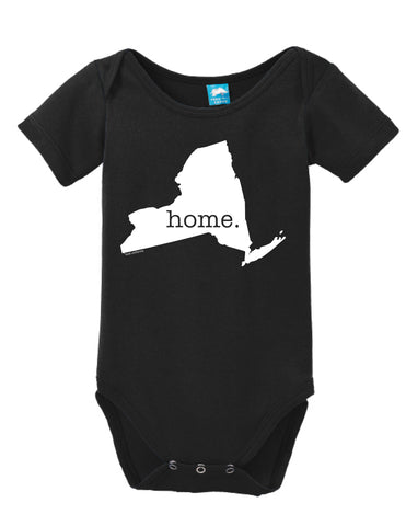 New York Home Onesie