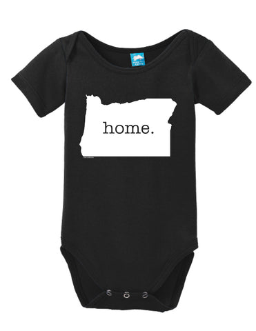 Oregon Home Onesie