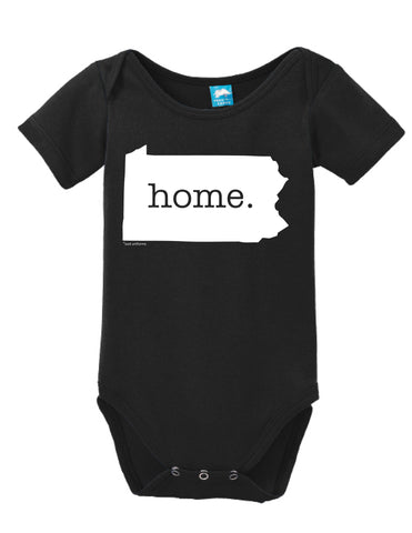 Pennsylvania Home Onesie