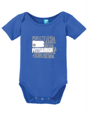 Pittsburgh Pennsylvania Onesie