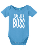 Play Like Boss Onesie