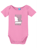 Savannah Georgia Onesie