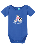 Save The Cows Onesie