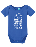 Skip The Bottle Right To Pizza