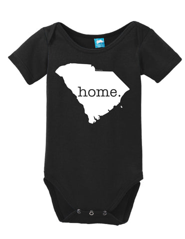 South Carolina Home Onesie