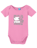 Spokane Washington Onesie