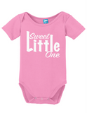 Sweet Little One Onesie
