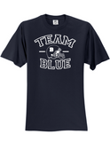 Team Blue Football Gender Reveal 3930 T-Shirt