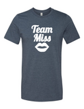 Team Miss Gender Reveal 3001 Premium Crewneck T-Shirt