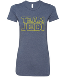 Team Jedi Gender Reveal 6004 Women's Crewneck T-Shirt