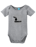 Traverse City Michigan Onesie