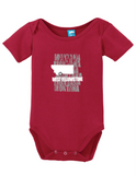 West Yellowstone Montana Onesie