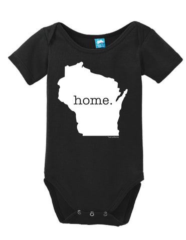 Wisconsin Home Onesie
