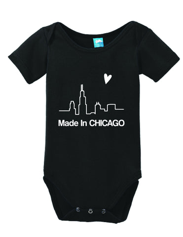 Made In Chicago - skyline