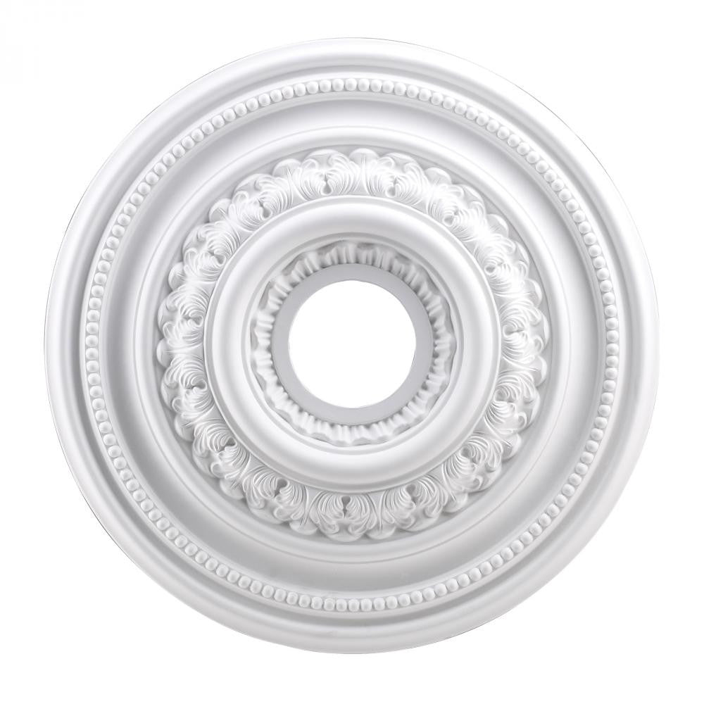 ELK Lighting M1002WH English Study 18-Inch Medallion In White
