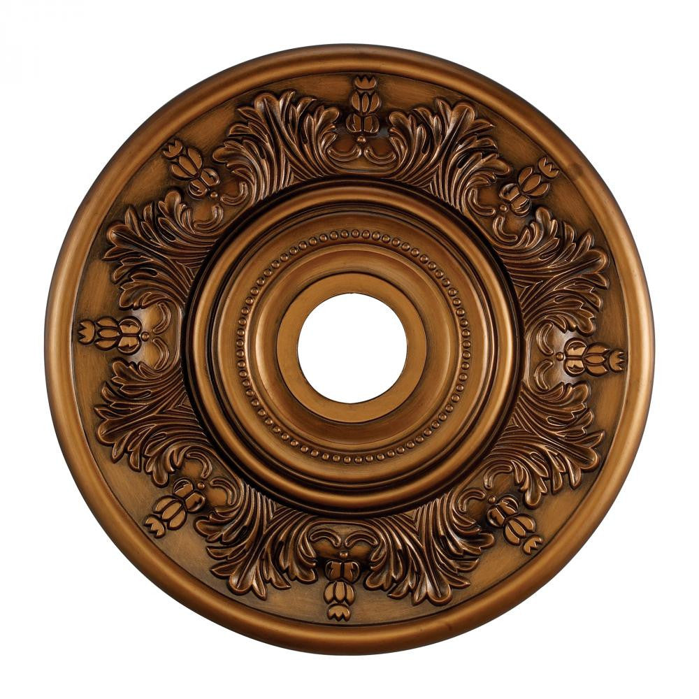 ELK Lighting M1004AB Laureldale 21-Inch Medallion In Antique Bronze