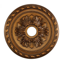 ELK Lighting M1005AB Corinthian 22-Inch Medallion In Antique Bronze