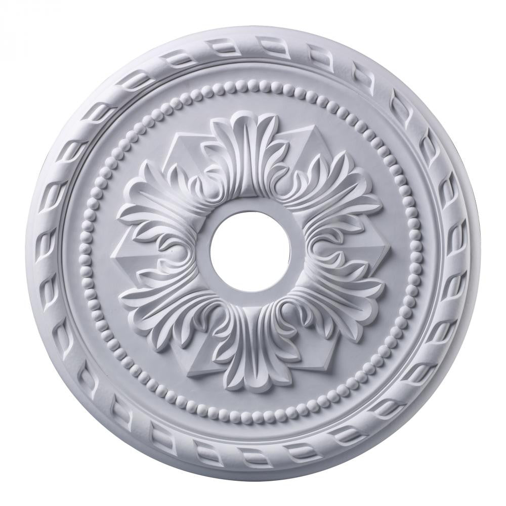 ELK Lighting M1005WH Corinthian 22-Inch Medallion In White