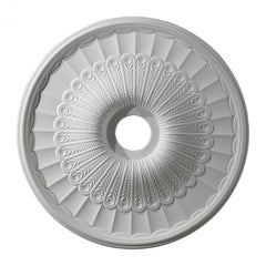 ELK Lighting M1007WH Hillspire 24-Inch Medallion In White
