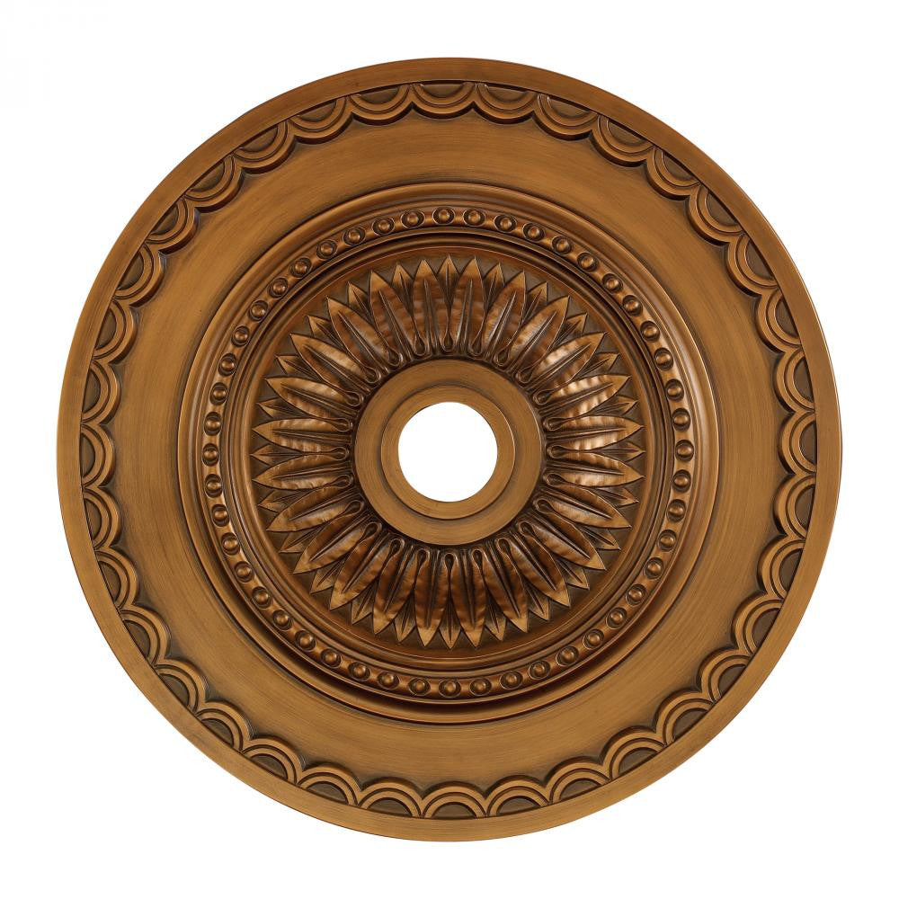 ELK Lighting M1008AB Brookdale 30-Inch Medallion In Antique Bronze