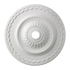 ELK Lighting M1008WH Brookdale 30-Inch Medallion In White