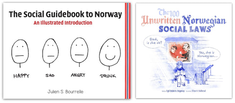 [Bundle] The Social Guidebook to Norway & The 100 Unwritten Norwegian Social Laws