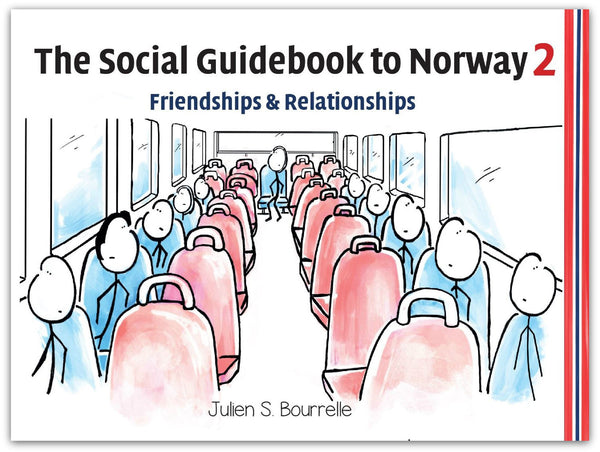 [Bundle] The Social Guidebook to Norway 1 and 2