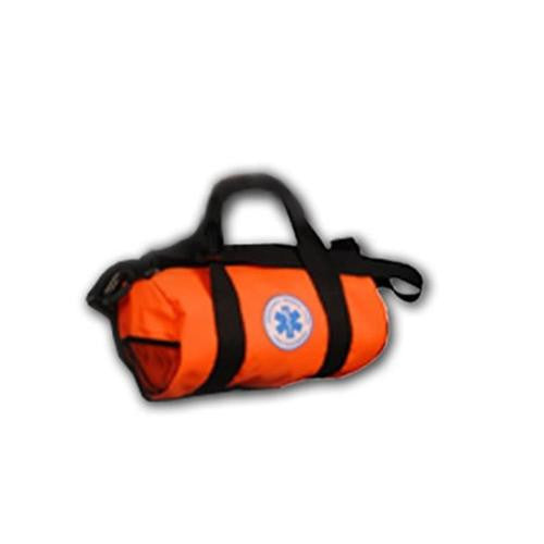 Orange EMT Logo Hatzolah Duffle Bag - HalloweenCostumes4U.com - Accessories