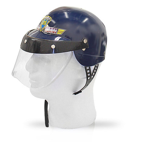 Kids Police Helmet - HalloweenCostumes4U.com - Accessories